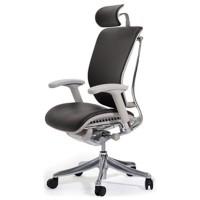 Эргономичное кожаное кресло Expert  Spring Leather SPL-01G