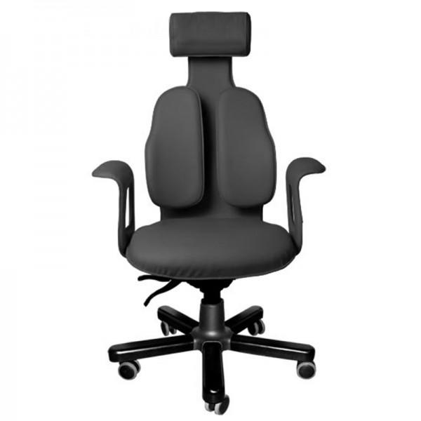 Ортопедическое кожаное кресло для руководителя DUOREST Cabinet DW-130
