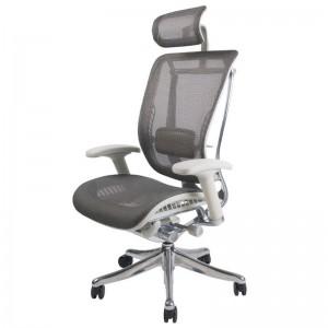Эргономичное компьютерное кресло Expert  Spring SP-01G (серое)