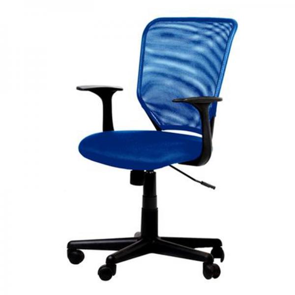 Эргономичное кресло College H-8828F/Blue
