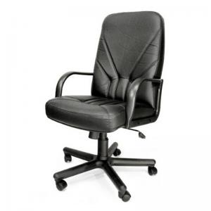 Кожаное кресло для руководителя Verona plast