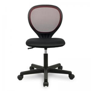 Эргономичное кресло College H-2408F-2 Black