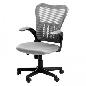 Эргономичное кресло College HLC-0658F Grey