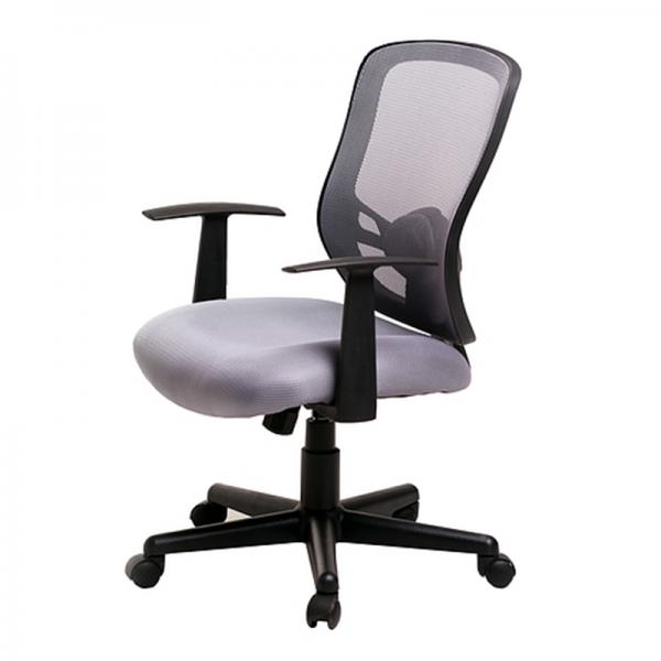 Эргономичное кресло College HLC-0420-1C-1 Grey