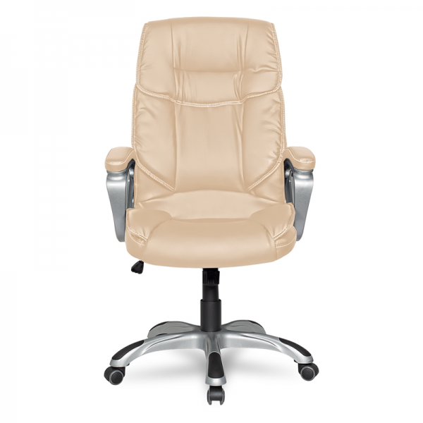 Кресло для руководителя College XH-2002 Beige