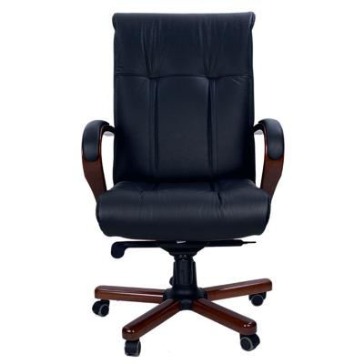 Кожаное кресло для руководителя Paris