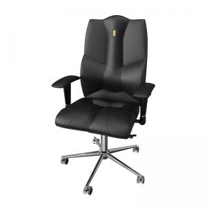Эргономичное дизайнерское кресло Business Black Low