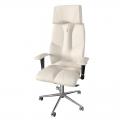 Эргономичное дизайнерское кресло Business White