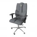 Эргономичное дизайнерское кресло Business Grey Low