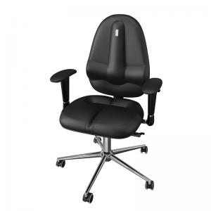 Эргономичное дизайнерское кресло Classic Black