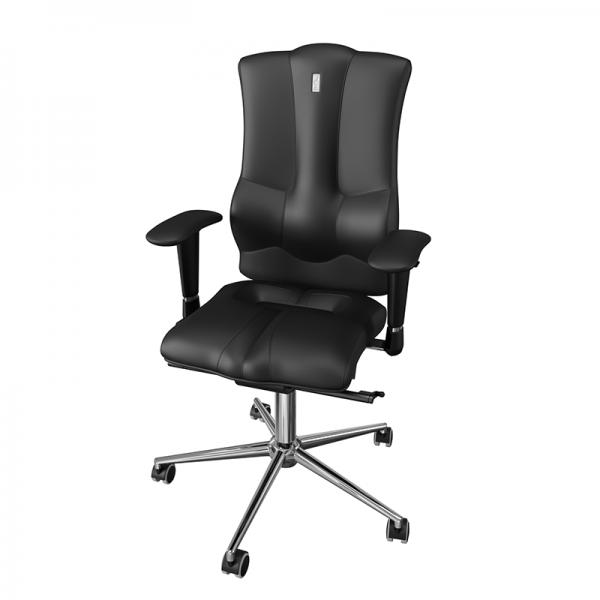 Эргономичное дизайнерское кресло Elegance Black