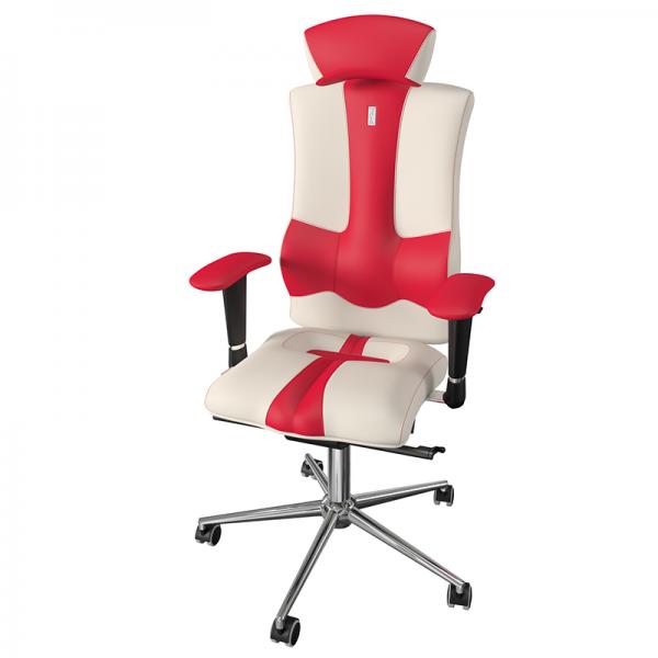 Эргономичное дизайнерское кресло Elegance Duo Color