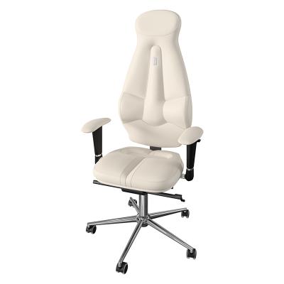 Эргономичное дизайнерское кресло Galaxy White