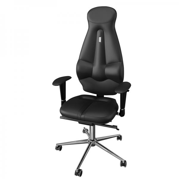 Эргономичное дизайнерское кресло Galaxy Black
