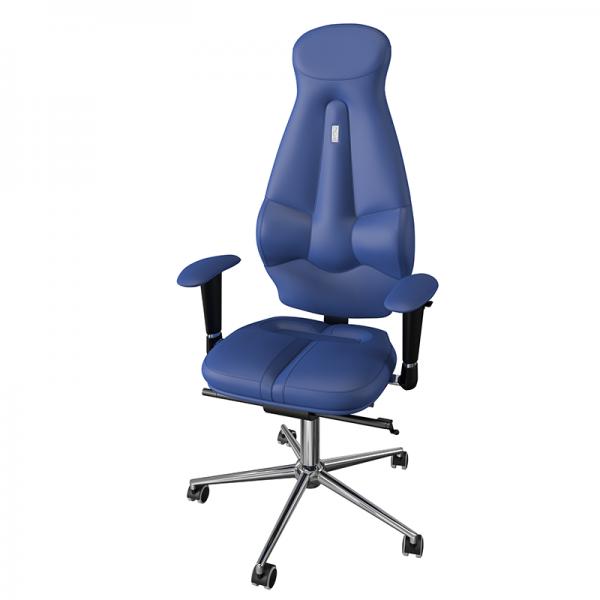 Эргономичное дизайнерское кресло Galaxy Blue