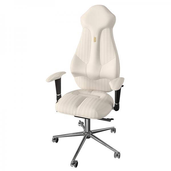 Эргономичное дизайнерское кресло Imperial White