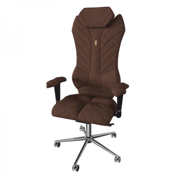 Эргономичное дизайнерское кресло Monarch Choco