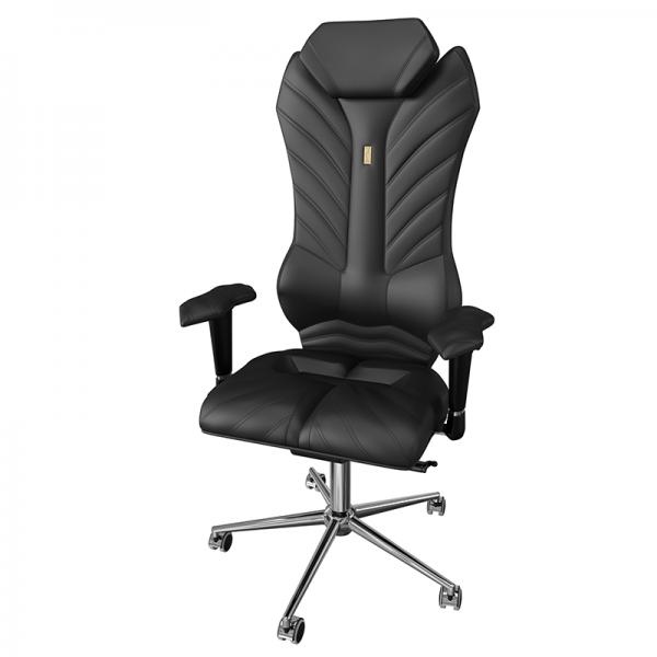 Эргономичное дизайнерское кресло Monarch Black