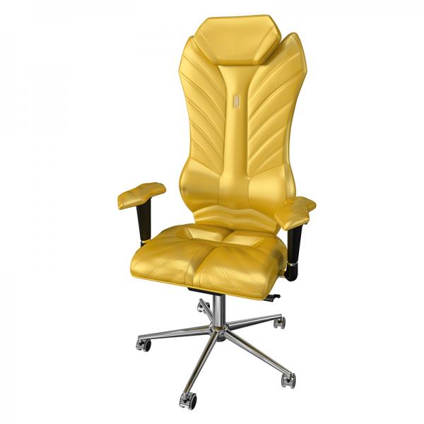 Эргономичное дизайнерское кресло Monarch Gold