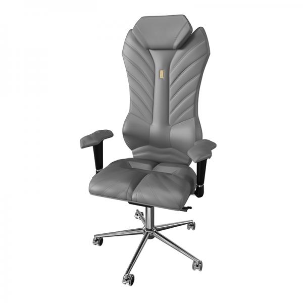 Эргономичное дизайнерское кресло Monarch Grey