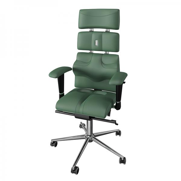 Эргономичное дизайнерское кресло Pyramid Green
