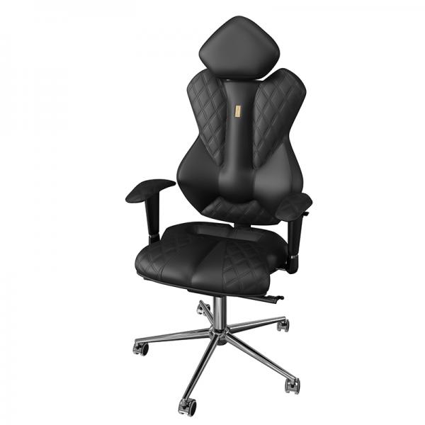 Эргономичное дизайнерское кресло Royal Black