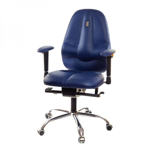 Эргономичное дизайнерское кресло Classic Blue