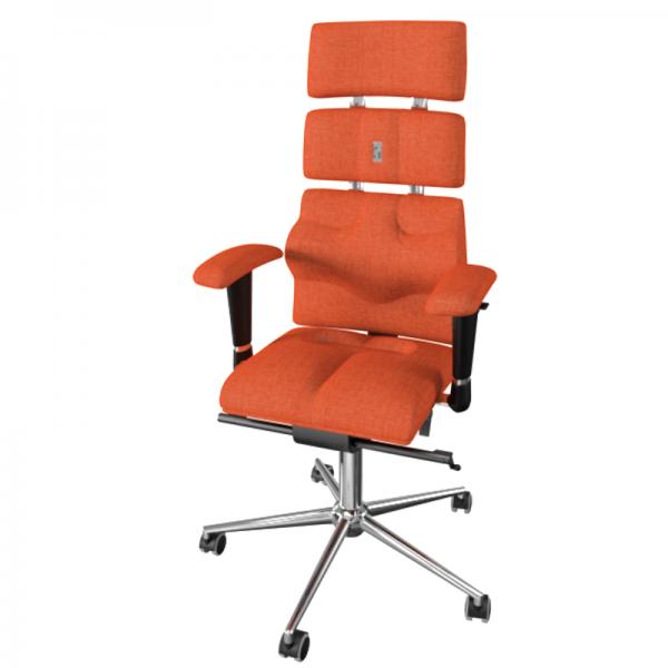 Эргономичное дизайнерское кресло Pyramid Orange