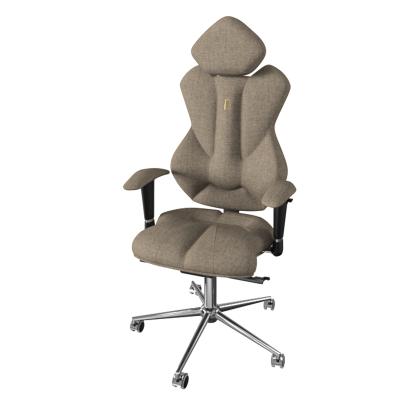 Эргономичное дизайнерское кресло Royal Caramel