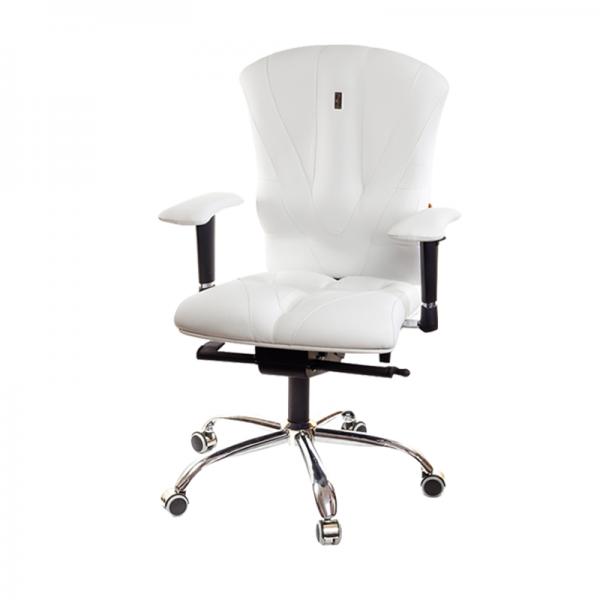 Эргономичное дизайнерское кресло Victory White