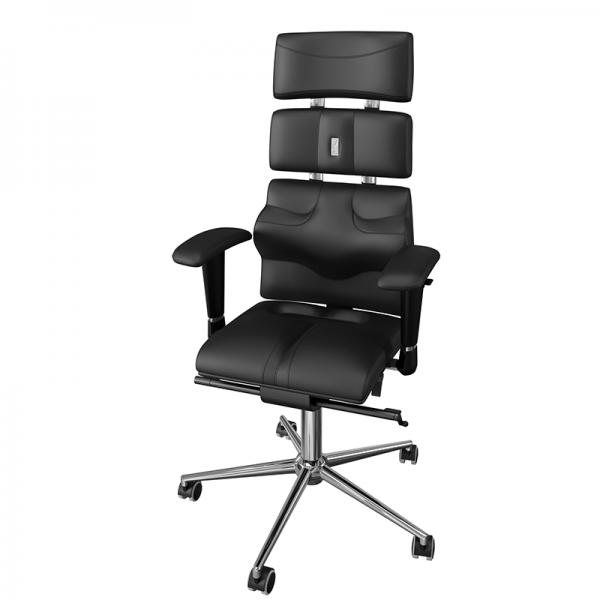 Эргономичное дизайнерское кресло Pyramid Black