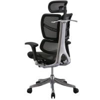 Эргономичное кресло Expert Fly HFYM 01 (черное)