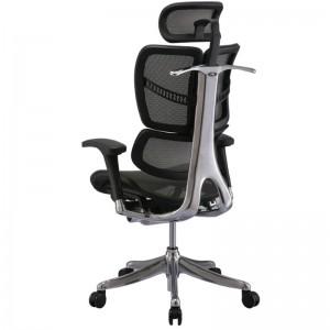 Эргономичное компьютерное кресло Expert  Fly-01 (черное)
