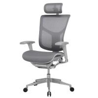 Эргономичное кресло Expert Star HSTM-01G (серое)