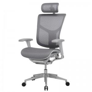 Эргономичное  компьютерное кресло Expert Star ST-01G (серое)