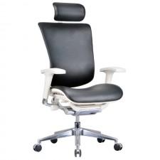 Эргономичное кожаное кресло Expert Star Leather STL-01