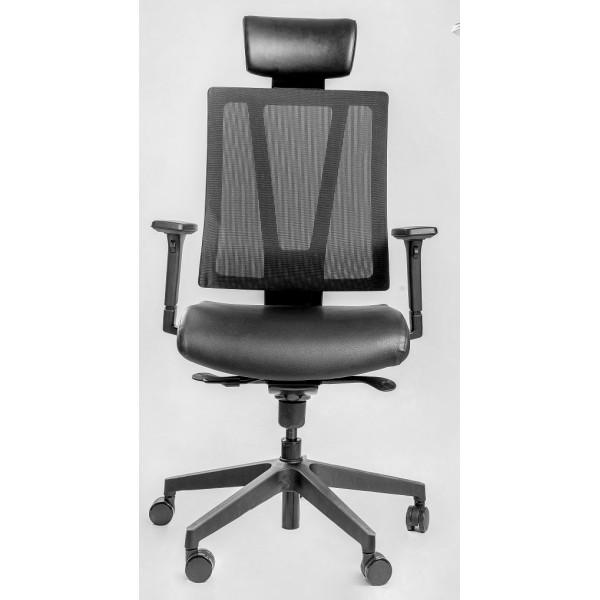 Эргономичное офисное кресло Falto G1 черный