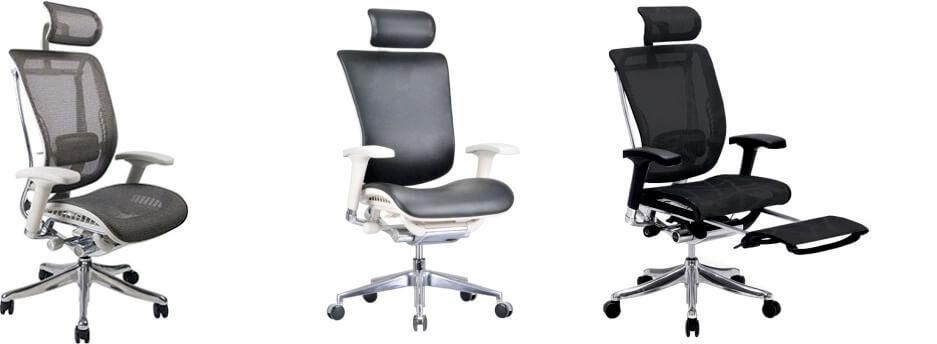 Эргономичные компьютерные кресла DUOREST Expert
